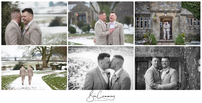 The Grooms Wedding portraits Ben Cumming Photography