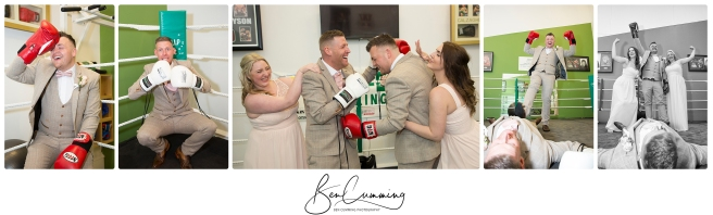 Chris & Shaun Wedding Shoot Stirk House Wedding Venue Boxing Ben Cumming Photography.jpg