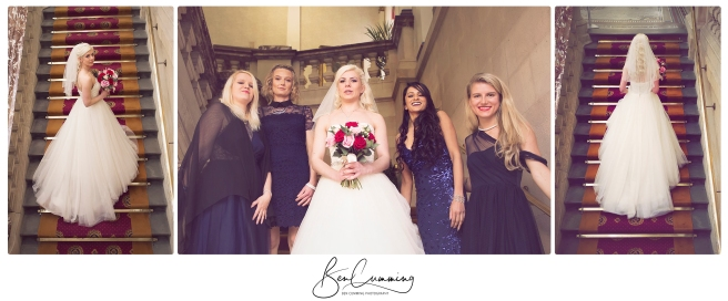 Dewsbury Town Hall Wedding Dress & Bridal Party
