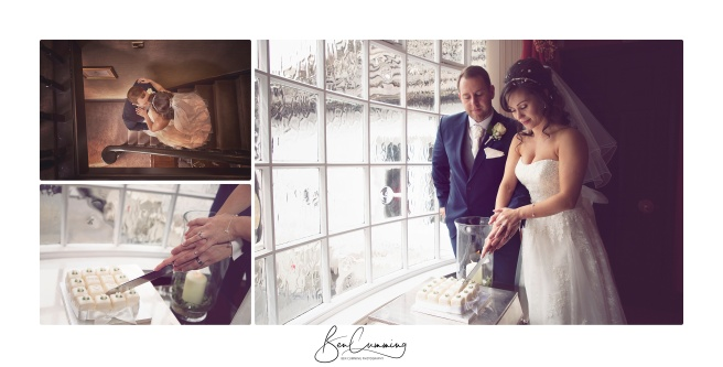 Leeds Wedding Photographer Ben Cumming Box Tree Restaurant