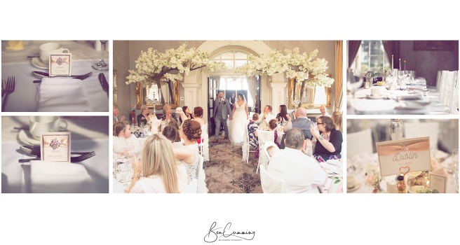 Oulton Hall Yorkshire Wedding Photography by Ben Cumming Photography